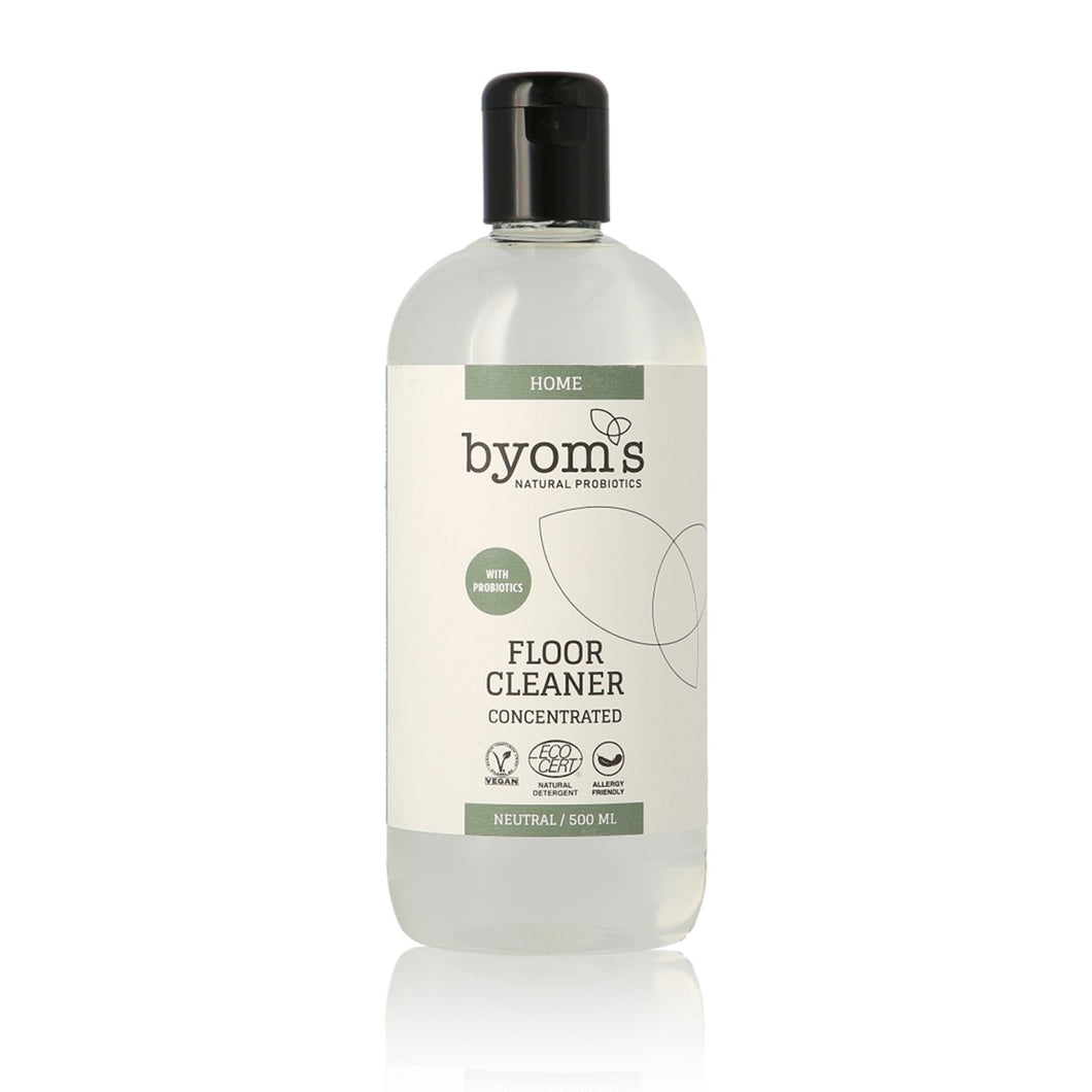 3009 - PROBIOTIC FLOOR CLEANER – SUPER CONCENTRATED - ECOCERT (500 ML)