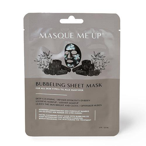 Bubbling Sheet Mask - MASQUE