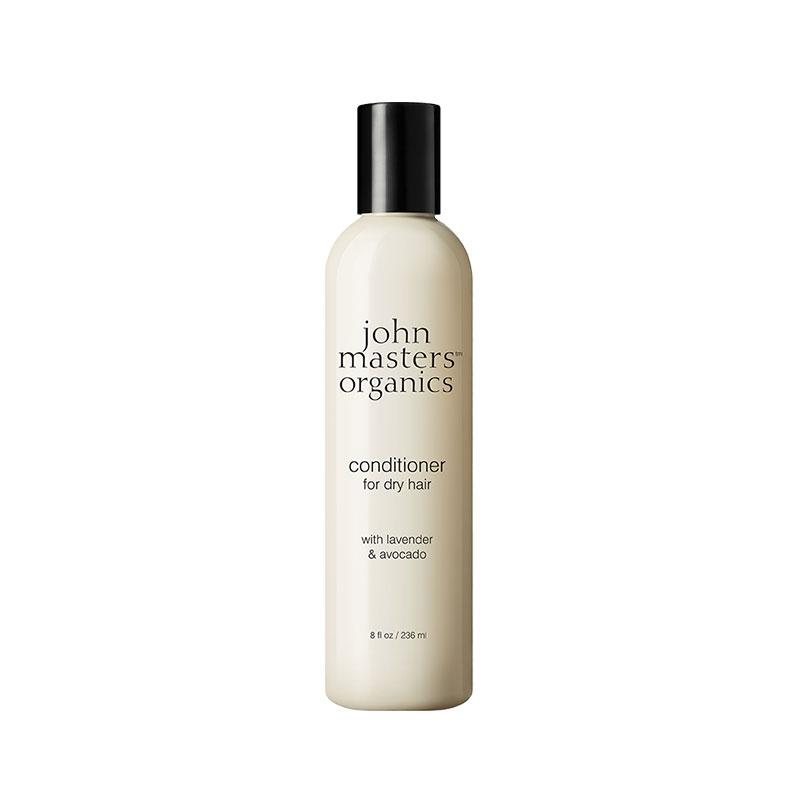 John Masters Organics CONDITIONER FOR DRY HAIR with Lavender & Avocado - 236ml