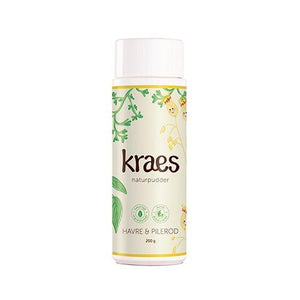 KRAES naturpudder 120 gr.