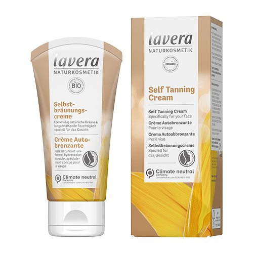 Self Tanning Cream Face Lavera