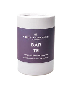 NORDIC SUPERFOOD – BÆR TE 80 G.