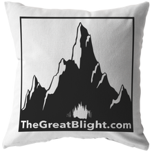 Load image into Gallery viewer, TheGreatBlight.com Pillow