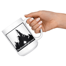 Load image into Gallery viewer, TheGreatBlight.com Coffee Mug - Basic White