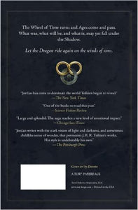The Dragon Reborn: Book Three of The Wheel of Time (Paperback)