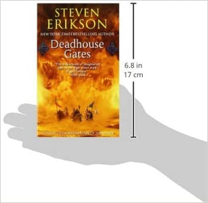Deadhouse Gates: Nook Two of The Malazan Book of the Fallen (Paperback)