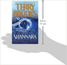 Load image into Gallery viewer, The Elves of Cintra: Book Two of The Genesis of Shannara (Paperback)