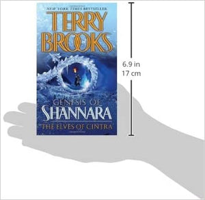 The Elves of Cintra: Book Two of The Genesis of Shannara (Paperback)