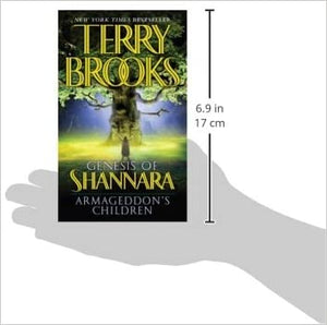 Armageddon's Children: Book One of The Genesis of Shannara (Paperback)