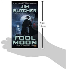 Load image into Gallery viewer, Fool Moon: Book Two of The Dresden Files (Paperback)