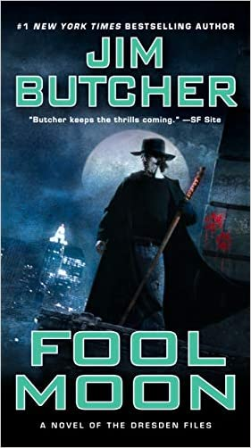 Fool Moon: Book Two of The Dresden Files (Paperback)