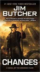 Changes: Book Twelve of The Dresden Files (Paperback)