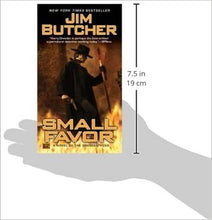 Load image into Gallery viewer, Small Favor: Book Ten of The Dresden Files