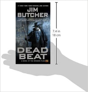 Dead Beat: Book Seven of the Dresden Files