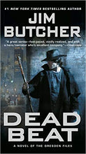 Load image into Gallery viewer, Dead Beat: Book Seven of the Dresden Files