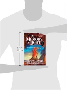 A Memory of Light: Book Fourteen of The Wheel of Time (Original Hardcover)