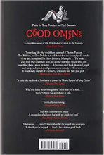 Load image into Gallery viewer, Good Omens: The Nice and Accurate Prophecies of Agnes Nutter, Witch (Hardcover)