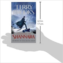 Load image into Gallery viewer, Bearers of the Black Staff: Book One of Pre-Shannara: Legends of Shannara (Paperback)