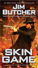 Load image into Gallery viewer, Skin Game: Book Fifteen of The Dresden Files (Paperback)