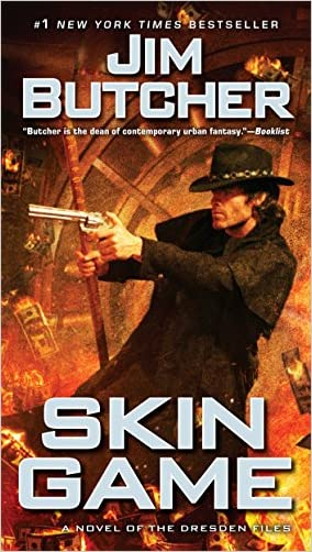 Skin Game: Book Fifteen of The Dresden Files (Paperback)
