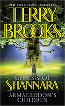 Load image into Gallery viewer, Armageddon's Children: Book One of The Genesis of Shannara (Paperback)