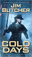 Load image into Gallery viewer, Cold Days: Book Fourteen of The Dresden Files (Paperback)