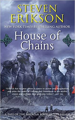 House of Chains: Book Four of the Malazan Book of the Fallen (Paperback)