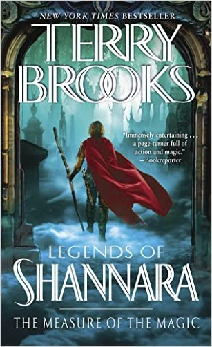 The Measure of the Magic: Book Two of Pre-Shannara: Legends of Shannara (Paperback)