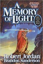 Load image into Gallery viewer, A Memory of Light: Book Fourteen of The Wheel of Time (Original Hardcover)