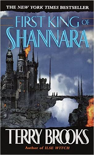 First King of Shannara (Paperback)