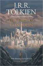 Load image into Gallery viewer, The Fall of Gondolin (Hardcover)