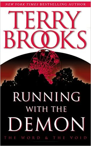 Running With the Demon: Book One of The Word and the Void Trilogy (Paperback)