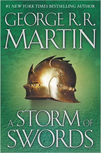 Load image into Gallery viewer, A Storm of Swords: Book Three of A Song of Ice and Fire (Hardcover)