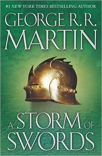 A Storm of Swords: Book Three of A Song of Ice and Fire (Hardcover)