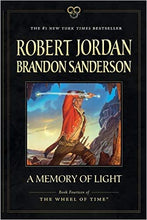 Load image into Gallery viewer, A Memory of Light: Book Fourteen of The Wheel of Time (Paperback)