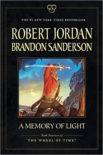 A Memory of Light: Book Fourteen of The Wheel of Time (Paperback)