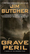 Load image into Gallery viewer, Grave Peril: Book Three of the Dresden Files (Paperback)
