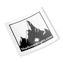 Load image into Gallery viewer, TheGreatBlight.com Sticker
