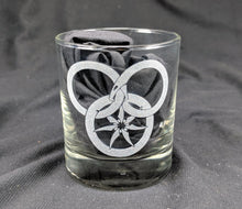 Load image into Gallery viewer, Great Serpent Etched Glassware