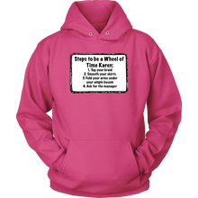 Load image into Gallery viewer, Wheel of Time Karen Hoodie: Whiteboard Collection