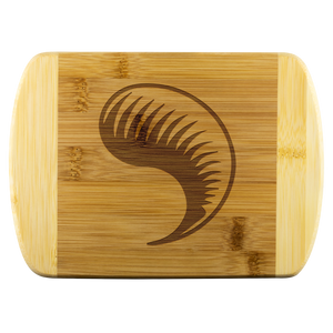 Wood Cutting Board - Dragon Fang