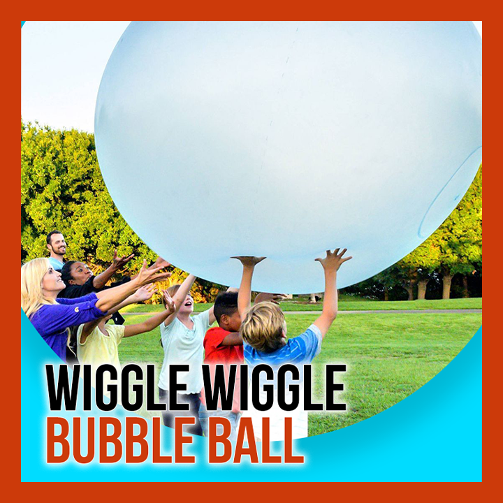 50% Off(Free shipping over $35)-Amazing bubble ball