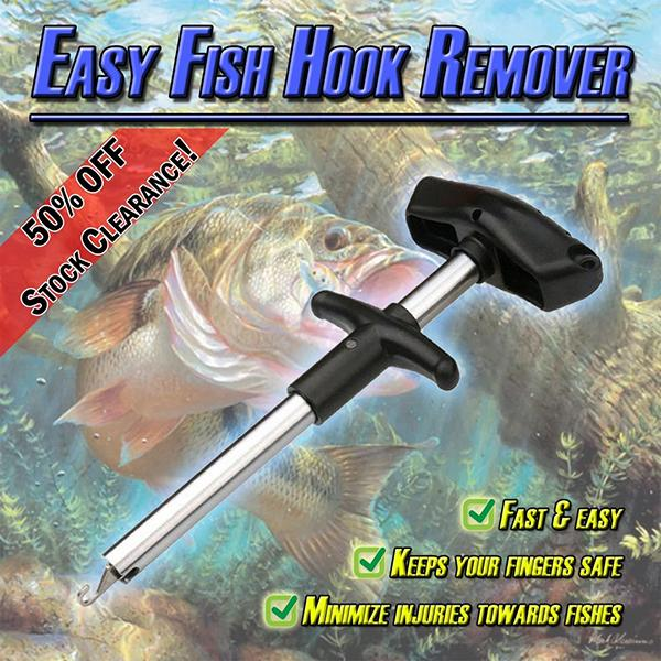 (50% OFF)Easy Fish Hook Remover