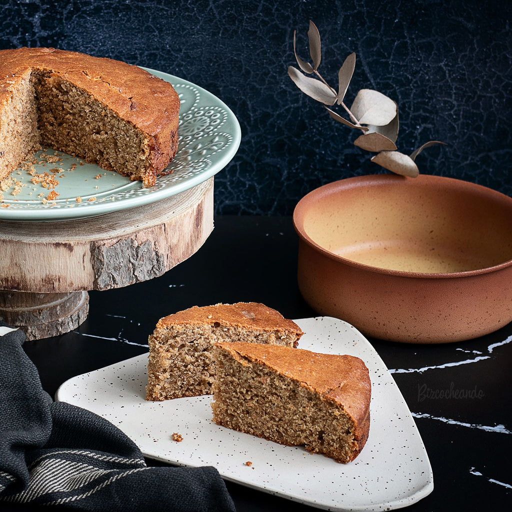 @Bizcocheando try our casseroles with this peanut butter and white chocolate cake