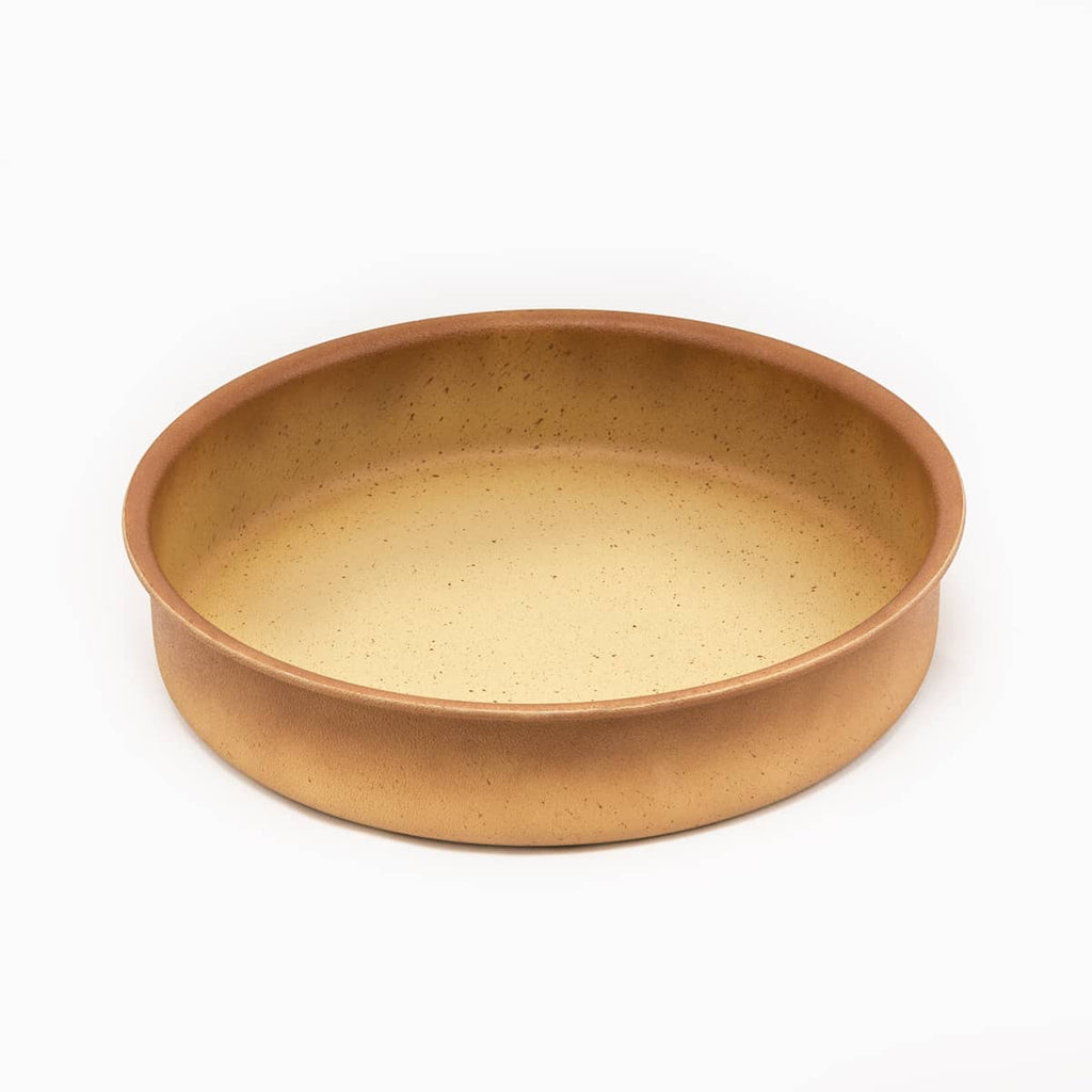 Terracotta casserole for oven and all types of cookers, including induction