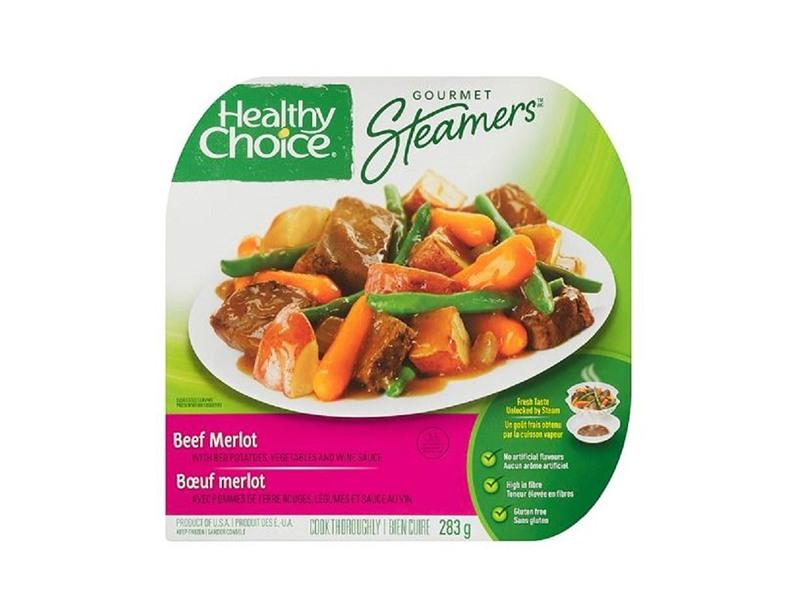 Healthy Choice Steamers Beef Merlot - door2doorfresh.com