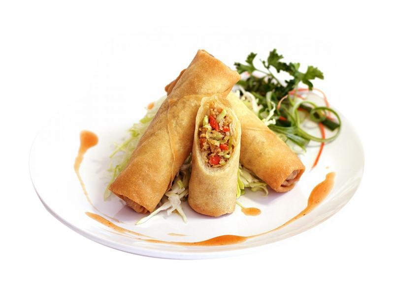 Nemfoods - Vegetable Spring Rolls - door2doorfresh.com