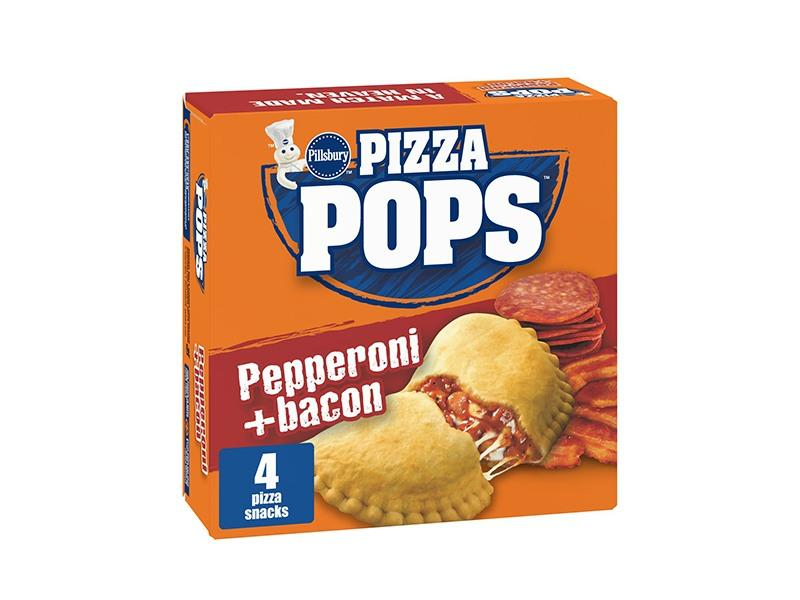 Pillsbury - Pizza Pops Pepperoni & Bacon - door2doorfresh.com