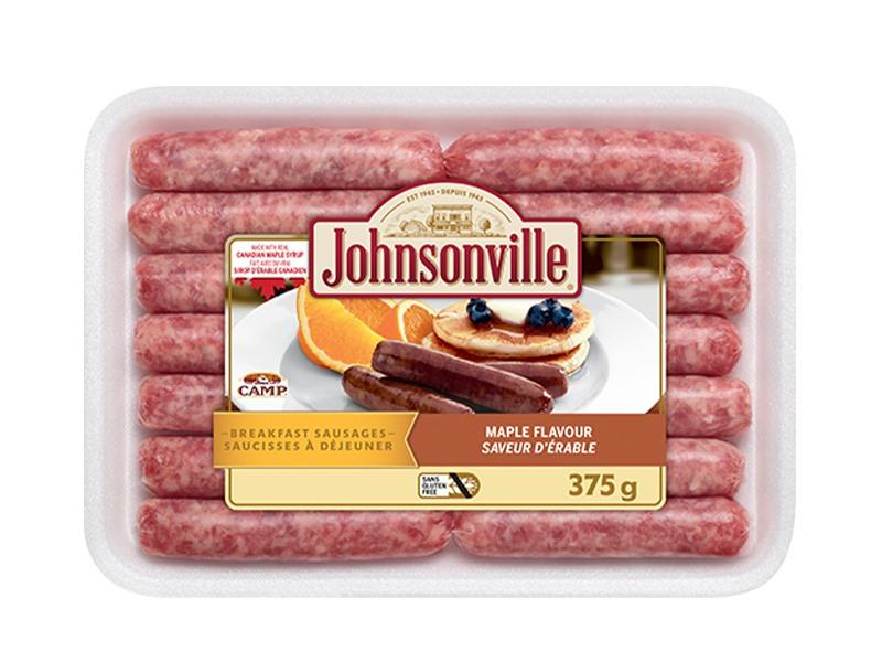 Johnsonville Sausage Breakfast Maple Syrup - door2doorfresh.com