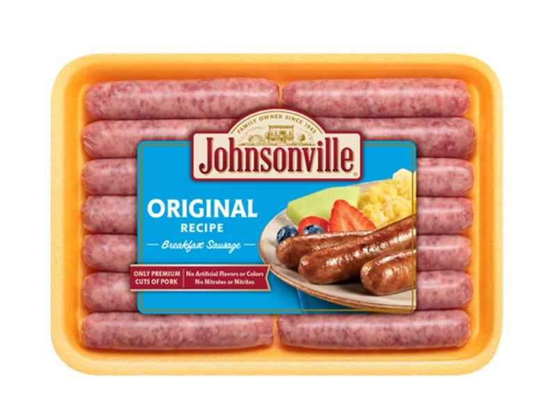Johnsonville Sausage Breakfast Original - door2doorfresh.com